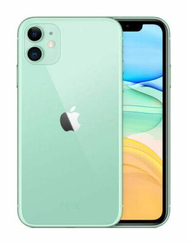 Apple Iphone - Kraljevo: Novi IPhone 11 256 GB Blue-1