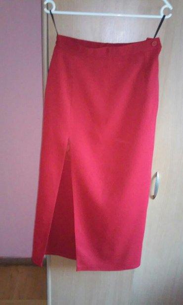 Predivna nova suknja,izuzetnog kroja,uvek moderna,duga 92 cm,lepo - Vrnjacka Banja