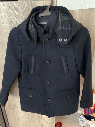 химчистка одежды в Кыргызстан: Пальто Chicco на мальчика. Написано 8 лет. Зависит от ребёнка. Мы в 6