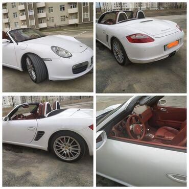 Porsche - Azərbaycan: Porsche Boxster 3.4 l. 2008