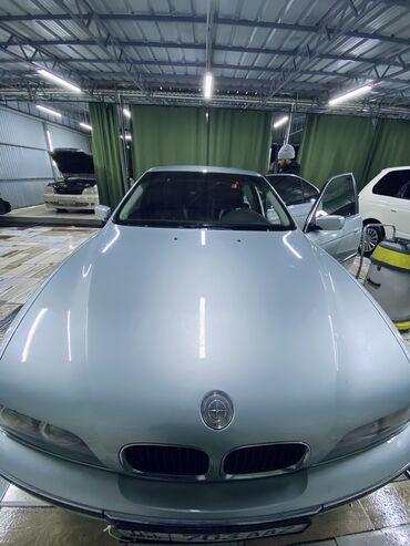 BMW 525 2.5 л. 1998 | 258000 км