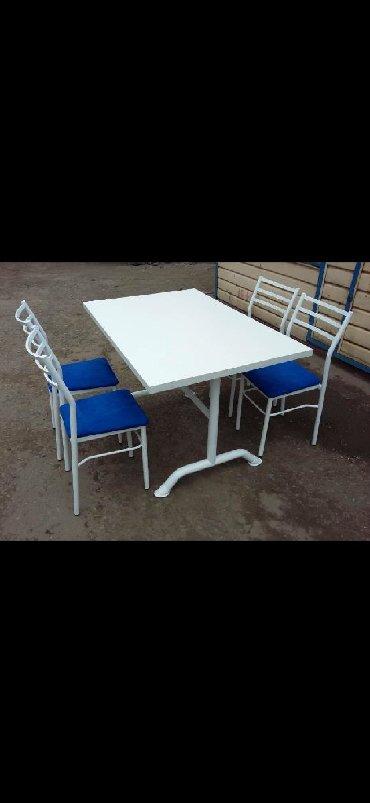 Мебель - Кыргызстан: Столы для дома для кафе по не дорогим ценам . Так же берём под заказ