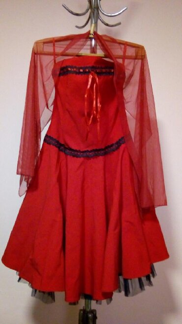 топ без лямок в Кыргызстан: На прокат Платье до колен без лямок юбка пышная под юбкой несколько