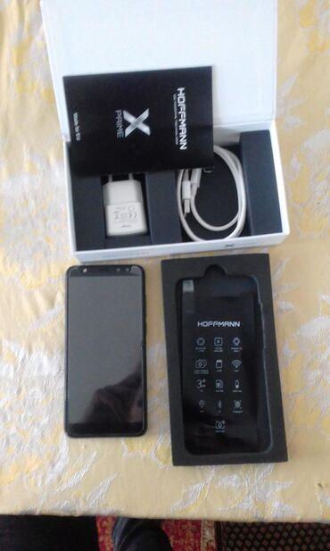 5 barmaq - Azərbaycan: Telefon Hoffmann X Prime4 ayin telefondur. heç bir problemi