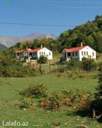 İsmayıllı şəhərində Ismayilli rayonu qalacig kendinde 12 sot heyat yani torpaq satilir ev