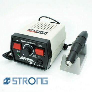 Продаю аппарат для маникюра (педикюра) STRONG 204. Новый! В коробке