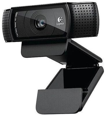 web камера в Кыргызстан: Веб камера Logitech HD Pro Webcam C920Состояние