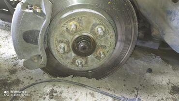 ford mondeo dvigatel в Кыргызстан: Продаю тормозные диски, амортизаторы, передние пружины, рулевую рейку