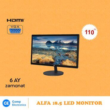 """alfa romeo 159 19 jtdm - Azərbaycan: """"Alfa 18.5 Led"""" monitorHDMI, VGAÜnvan: 28 Mayİşləməyinə 6 ay"""