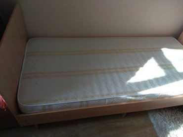 кровать новая продается в связи с переездом в Бишкек