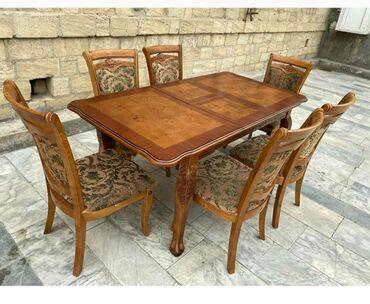 Masa desti.500 azn.masa acilir.6 oturacagi var.unvan