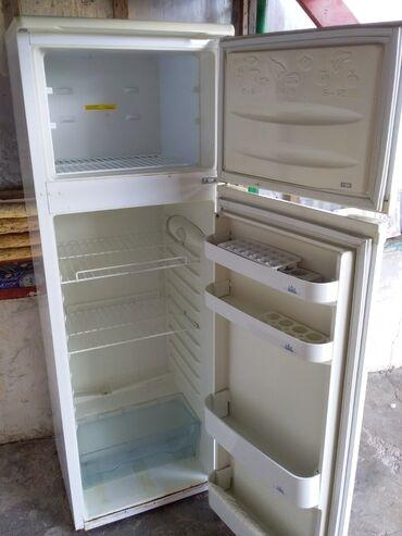 Электроника в Ахсу: Новый Двухкамерный Белый холодильник Beko