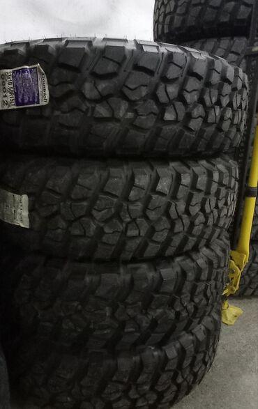 Топовые грязевые шины BFGoodrich KM2 33/10.5/15lt