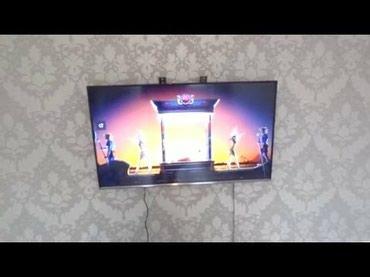 """SAMSUNG. LED экран. 40""""(102см). Рабочий. Оригинал. в Бишкек"""