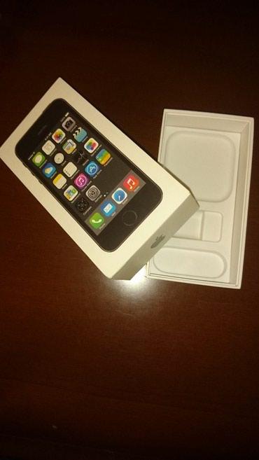 apple-5s - Azərbaycan: Iphone 5 s  Karopkasi ideal veziyetdedir