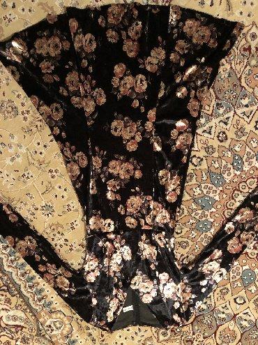 платье бархатное в Кыргызстан: Бархатное платье, размер С-М