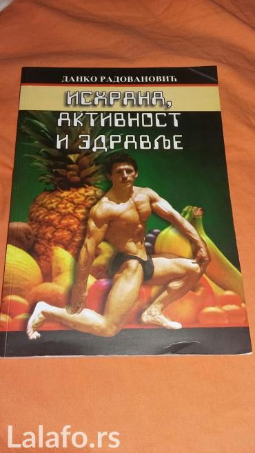 Knjiga o zdrawoj ishrani poznatog sportiste u slikama ...   - Belgrade