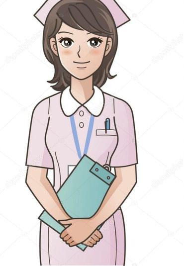 Срочно требуется медсестра можно без опыта Гдкбсмп в Бишкек