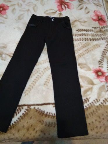 Черные, школьные брюки для девочки, в Бишкек