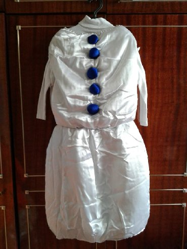 детское пальто в Кыргызстан: Детский костюм снеговичка