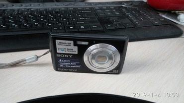 Продаю фотоаппарат Sony DSC-W510. в Бишкек