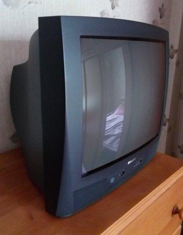 телевизор из китая в Кыргызстан: Телевизор philips, диагональ 53 см. телевизор полностью работает. из
