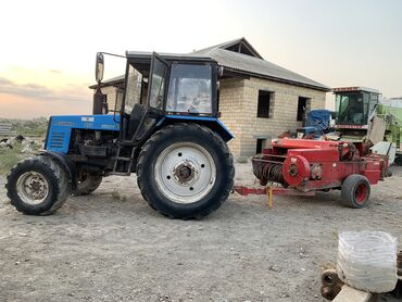 32 elan | NƏQLIYYAT: Belarus 892 traktoru və pres bağlayanla birlikdə. Belarus 892 və