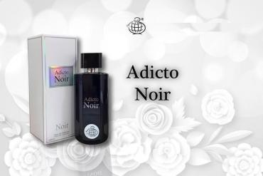 aventos noir - Azərbaycan: Fragrance World Adicto Noir Eau De Parfum Sprey for Women 100ml-30AZN