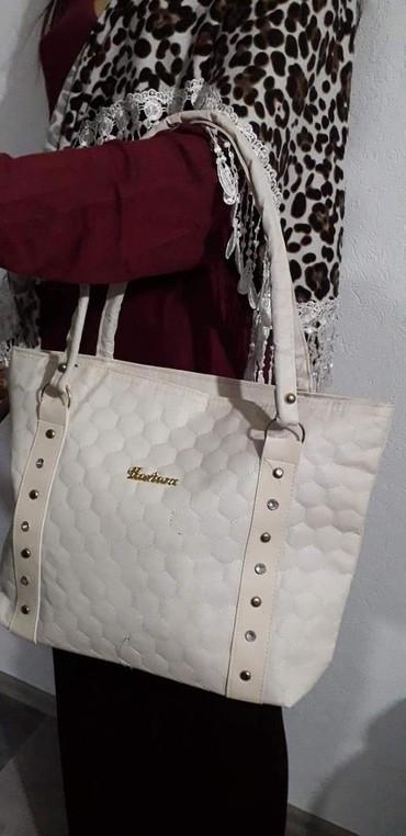 Hpantalone bele - Srbija: Nova torba .bela