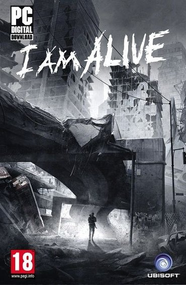 I am alive-igrica za pc.Ne za playstation. - Nis