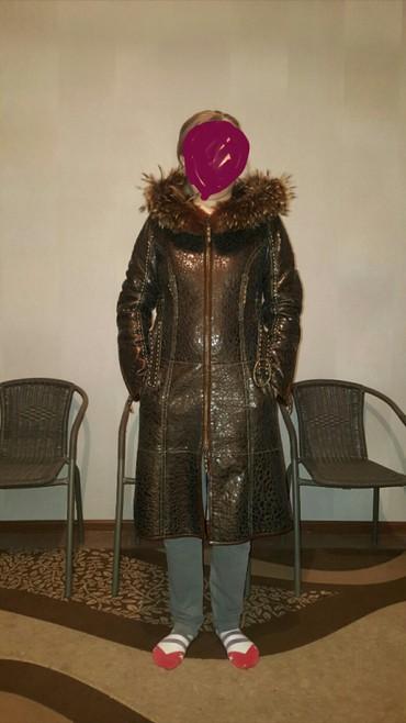 Продам дубленку. Состояние отличное. Размер в Бишкек
