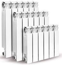 Радиатор алюминиевый Remsan, пр-во Россия, 10 секции весом 7,8кг, в Бишкек