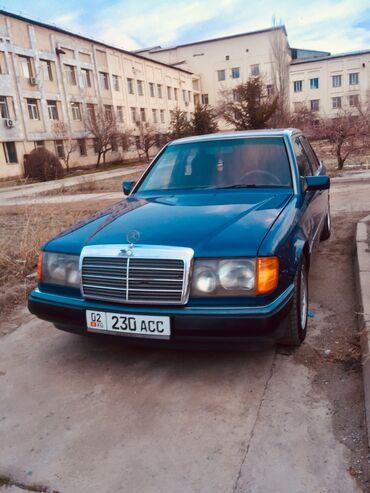 Mercedes-Benz W124 2.3 л. 1990 | 222222 км