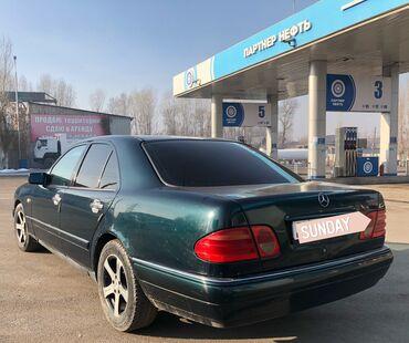 Mercedes-Benz E 280 2.8 л. 1996 | 350 км