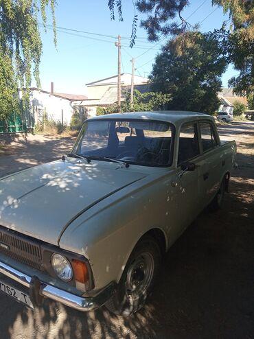 Транспорт - Кызыл-Суу: Москвич 412 1.5 л. 1986