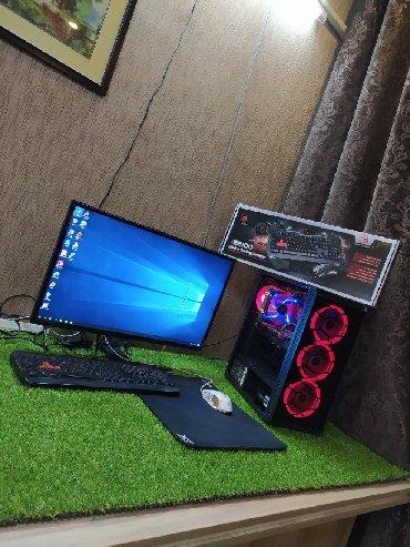 i7 4790 в Кыргызстан: Игровой компьютер. i7-4790.Игровая сборка