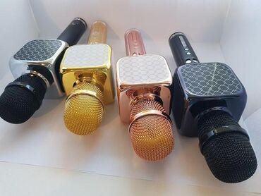 советский рупорную колонку в Кыргызстан: Микрофон калонкаописание беспроводной караоке микрофон magic karaoke