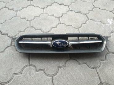 Продаю решетку оригинал на Subaru legacy bl5 цена 2000 в Кок-Ой