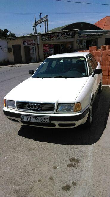 Audi - Azərbaycan: Audi 80 2 l. 1994 | 462674 km