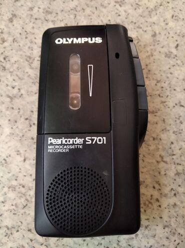 Диктофон OLYMPUS S701 в рабочем состоянии!!!