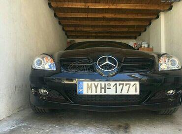 Mercedes-Benz SLK 200 1.8 l. 2007 | 50000 km