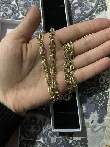 золото бишкек in Кыргызстан | ДРУГИЕ АКСЕССУАРЫ: Продаю золотую цепочку  Желтое золото  Проба 585  Грамм  11,12  Состоя