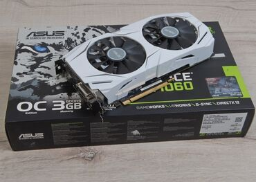 Куплю! Куплю видеокарты: Asus GTX 1060 6GB Dual Asus GTX 1070 8GB Dual