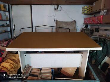 продам кухонный стол in Кыргызстан | СТОЛЫ: Продаётся кухонный стол. Цена договорная