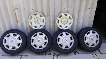 Продаю железные диски (темир диск, не варенные и не кривые) с шинами