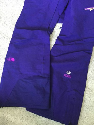 North face zenske ski pantalone velicina s/regular - Beograd