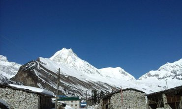 Manasalu Trek is an surprisingly stunning trek with exciting views. in Kathmandu