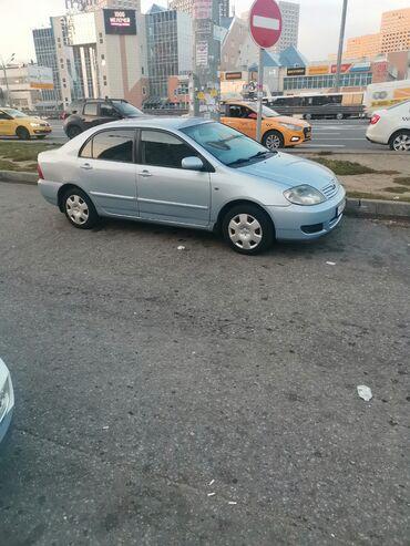 Транспорт - Кара-Суу: Toyota Corolla 1.6 л. 2006 | 190000 км