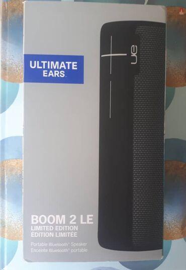 квартиры в рассрочку в джалал абаде in Кыргызстан   XIAOMI: Продается портативная акустика Bluetooth Ultimate ears boom 2 LE