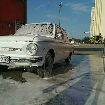 ZAZ 968 Zaporozhec 1.3 l. 1990 | 140000 km